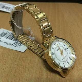 Casio Gold,100%Original, 100%Authentic