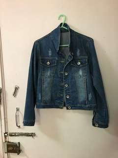 Denim Jacket • Michael Kors