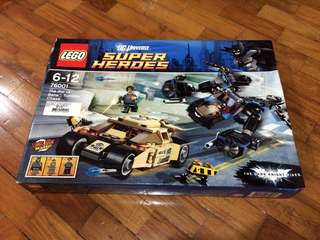 Lego batman the bat