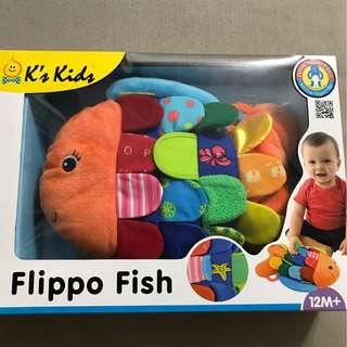 K's Kids Flippo Fish