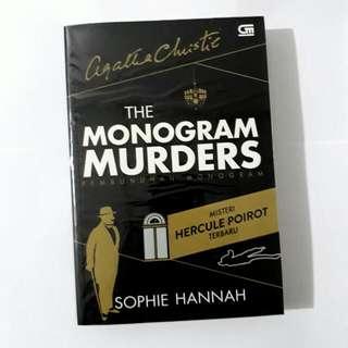 The Monogram Murders - Pembunuhan Monogram (Sophie Hannah)