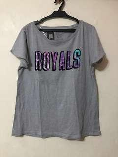 """""""Royals"""" shirt"""