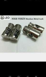Nike lace lock (2pcs/set)