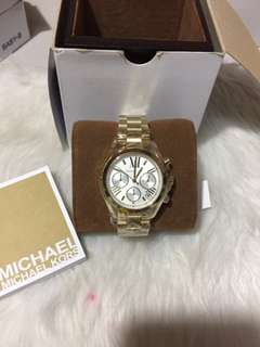 SALE!!! AUTHENTIC AND PAWNABLE MK WATCH