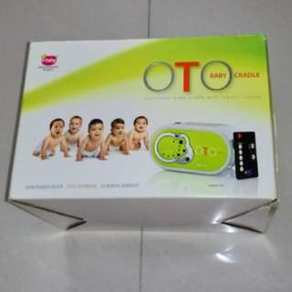 OTO Baby Electrical / Manual Cradle / Yaolan