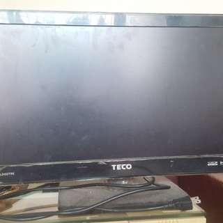 東元TECO 24吋電視液晶顯示器