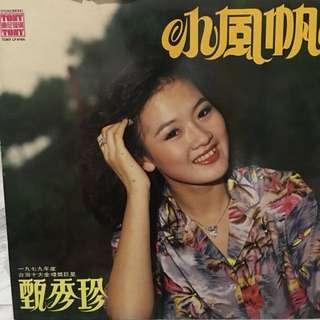 Zhen xiu zhen vinyl record
