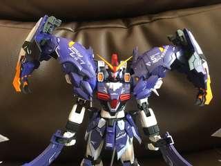 Mg Metal Build Size 模型完成品 Gundam fix