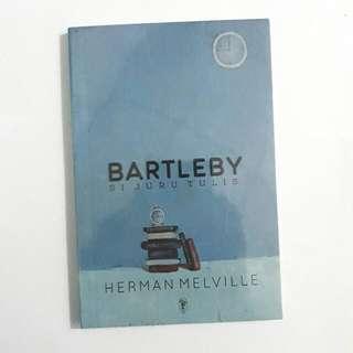Bartleby Si Juru Tulis (Herman Melville)