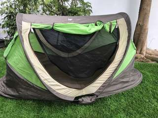Baby bed - foldable tent - outdoor with mosquito nets
