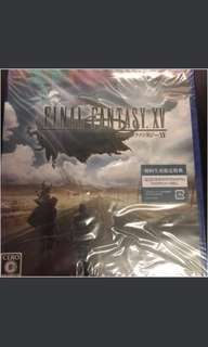 Brand New PS4 Final Fantasy XV