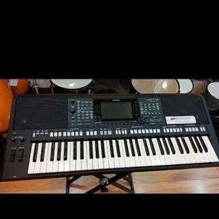Keyboard yamaha PSR S-775 kredit 3 menit