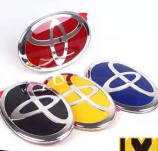 Toyota Emblem for all vehicles