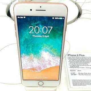 Bunga 0,99% Iphone 8 plus 256 Gb kredit Tanpa Kartu Kredit