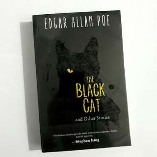 The Black Cat and Other Stories (Edgar Allan Poe)