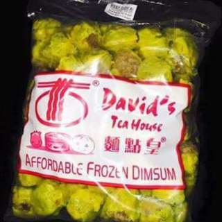 David's Tea House Frozen Dimsum