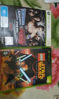 Xbox and xbox 360 game