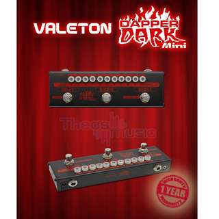 "Valeton DAPPER DARK Mini ""Mini High Gain Effects Strip"""