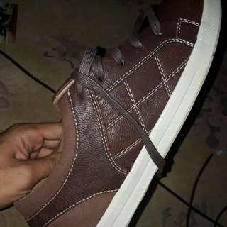 Sepatu Bata Coklat New
