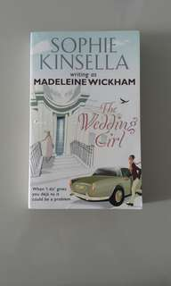 Sophie Kinsella: The wedding girl