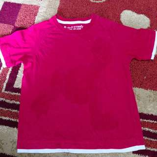 Mark&Spencer Red Top (4-5t)