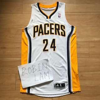 Paul George R30 AU Pacers Jersey NBA