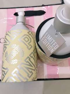 Victoria Secret Body Lotion Pink Limited Edition