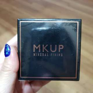 Light reflecting Air Veil Mineral Fixing Powder