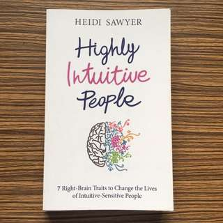 Highly Intuitive People - Heidi Sawyer