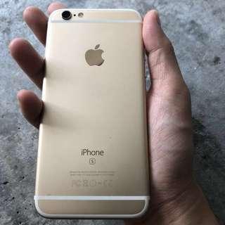 罕有👍🏻iPhone 6S 64GB gold 金色