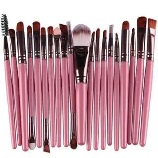 Marble Pink Brush