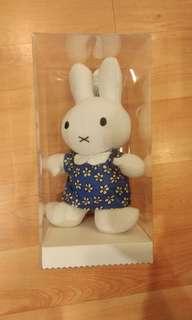 Miffy 24cm rabbit soft toy