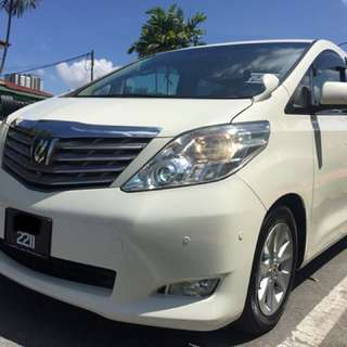 Toyota Alpard 2.4