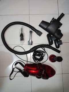 Blast VAC2 Turbo-Powered hand vacuum