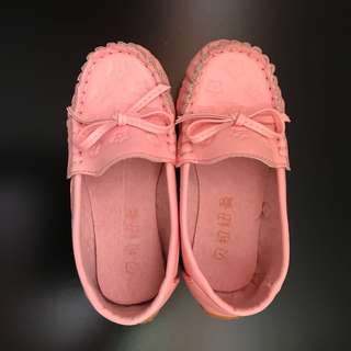 Kids Pink shoes at $8 size 26