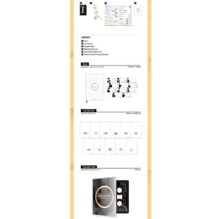 [PO] WANNA ONE OFFICIAL IPU OFFICIAL MD