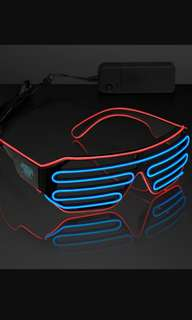 Ready Player One LED Glasses