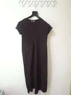 Preloved long dress zara