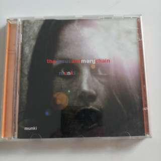 Jesus and mary chain - munki cd