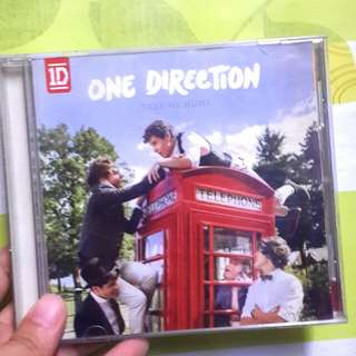 One direction (Take me home album)