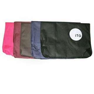Selimut sarung pelindung koper travel bag