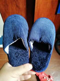 Toddler house/bed slippers