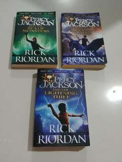 Reserved - Percy Jackson Books