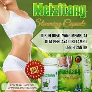 BPOM Meizitang Slimming Capsule POM TR No.163397671