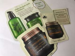 Sample innisfree