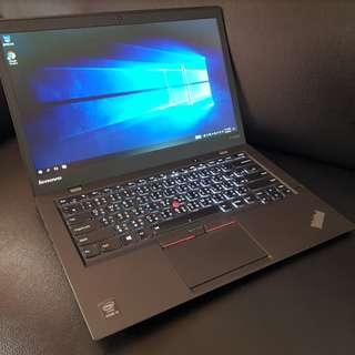 lenovo ThinkPad X1 Carbon i5 8GB FHD M.2 SSD 128G x1c