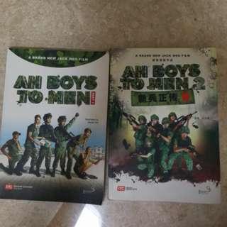 AH BOY TO MEN 1 & 2