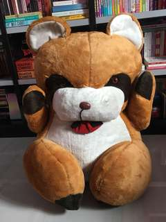 55cm x 70cm x 50cm squirrel stuffed toy