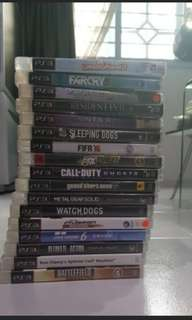 [PS3 Games] (PS3 GAMES 🎮 FOR SALE)