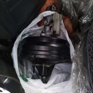 K24 servo brake pump